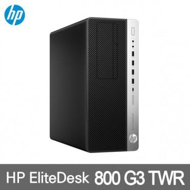 [HP] EliteDesk 800 G3 TWR Y1B39AV(i7-6700/8GB/128SSD+1TB/Win10 DG Win7pro)