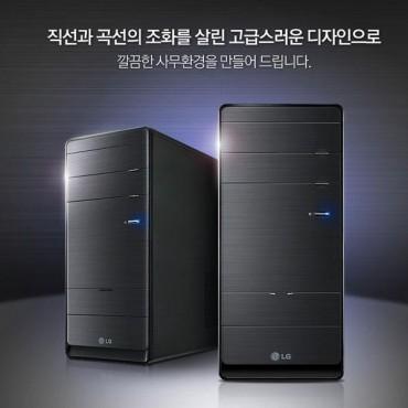 [LG전자] B70EV i3-6100 4GB HDD 1TB + SSD 128GB 추가장착 Win10(64Bit)