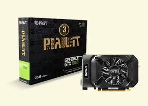 완벽한 게이밍의 완성!^PALIT GTX1050 HDMI 케이블 증정