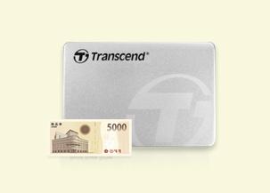 트랜센드 SSD 220S, SSD230S^신세계상품권 증정