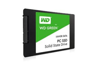 [WD] Green SSD 120GB TLC