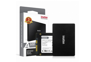 [이메이션] SSD A320 120GB TLC + 3개씩 구매시마다 로지텍 M100r 유선 화이트 마우스 1개 증정