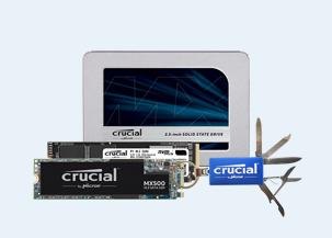 마이크론 SSD^선착순 만능멀티툴 증정